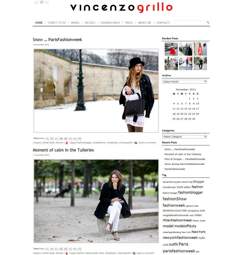 Home vincenzogrillo.com