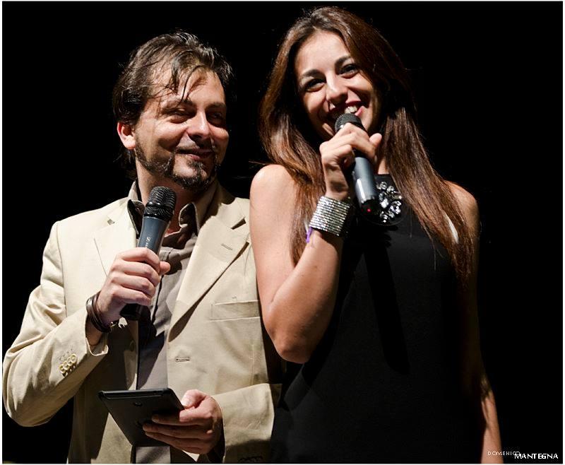 Alessandro Evoli e Shana Annetta