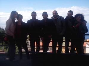 Il Team ItaliaCamp a Palmi